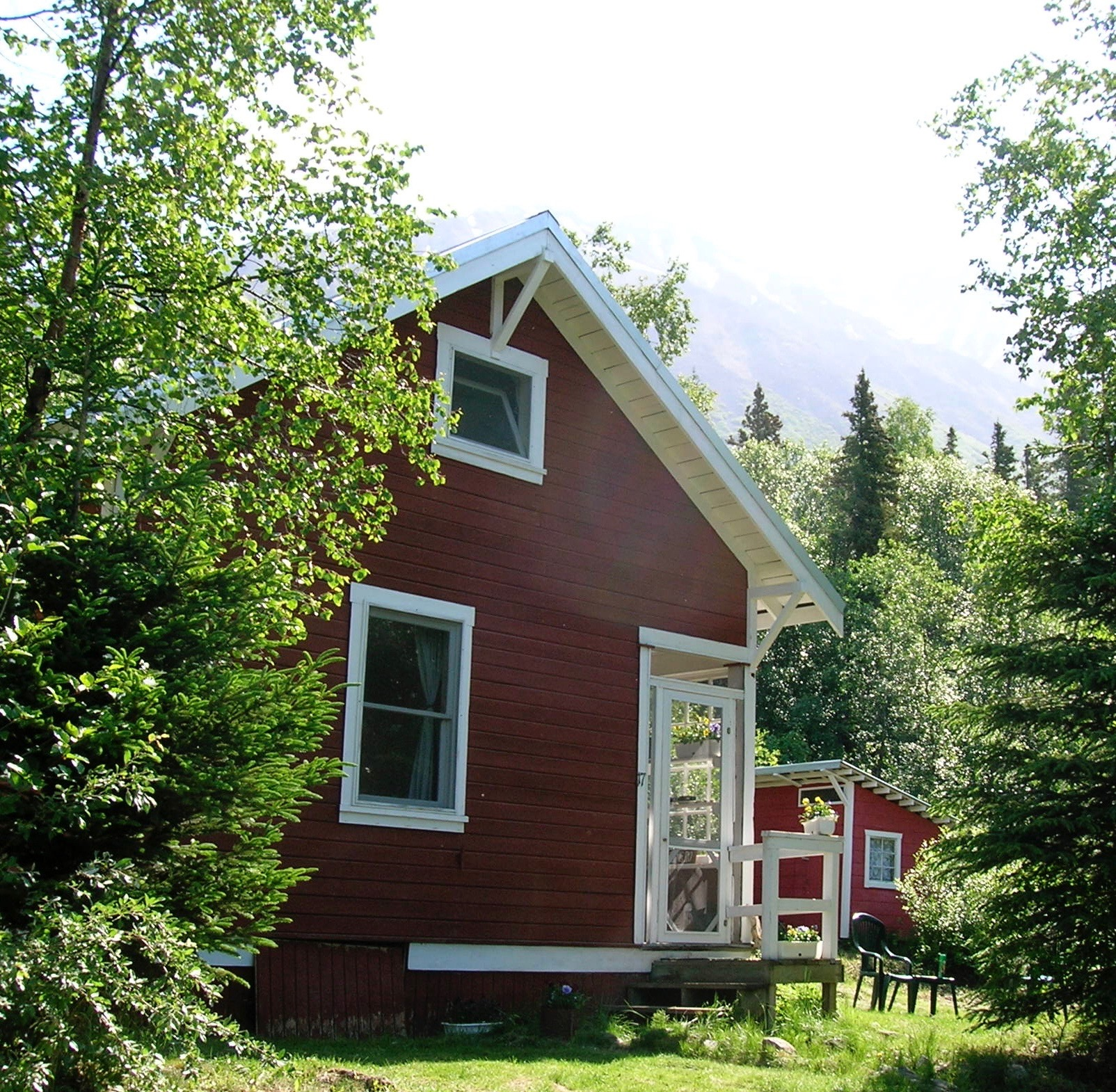 17 Silk Stocking Row in Kennicott, Alaska